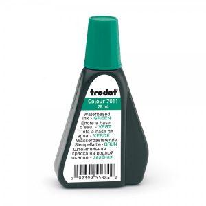 Inchiostro Trodat Verde - 28ml