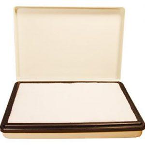 Tampone neutro da tavolo - 9x9 cm