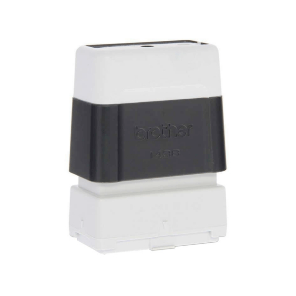 Timbro Brother 1438 Pre-Inked - 14x38mm