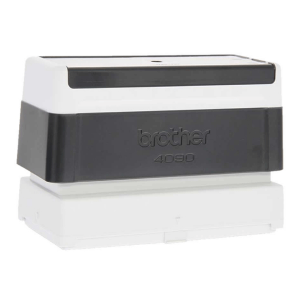 Timbro Brother 4090 Pre-Inked - 40x90mm