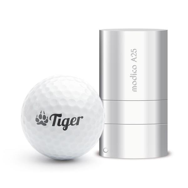Timbro Golf Modico A25 - diam. 25mm