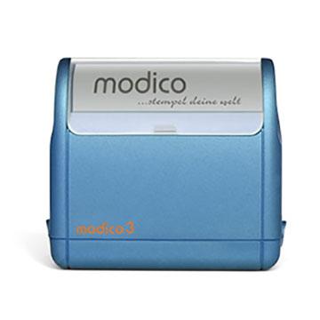 Timbro Modico 3 - 18x52mm