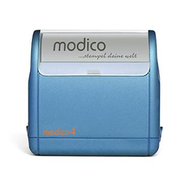 Timbro Modico 4 - 23x60mm