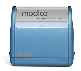 Timbro Modico 4 Pre-Inked - 23x60mm