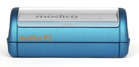 Timbro Modico P3 Pre-Inked - 18x52mm