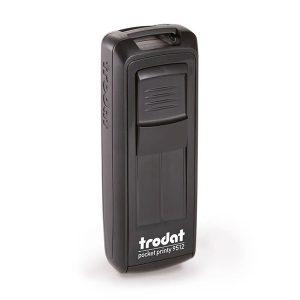 Timbro Trodat Pocket Printy 9512 - 47x18mm