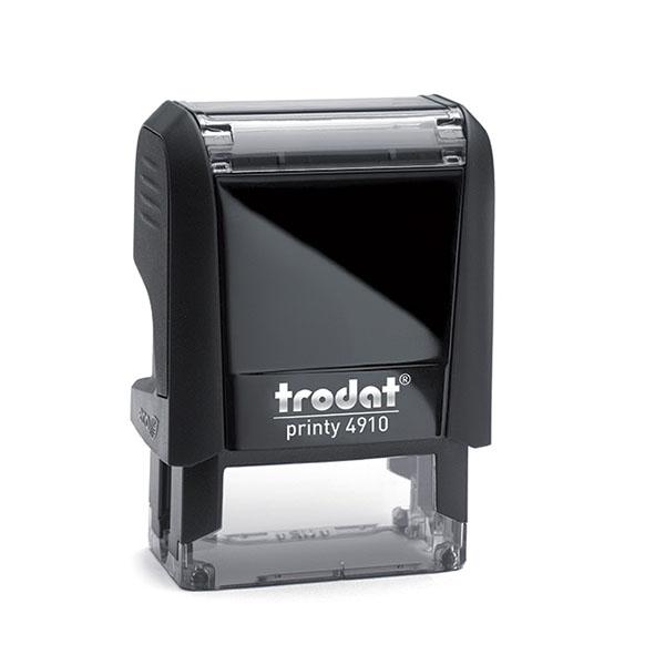 Timbro Trodat Printy 4910 - 26x10mm
