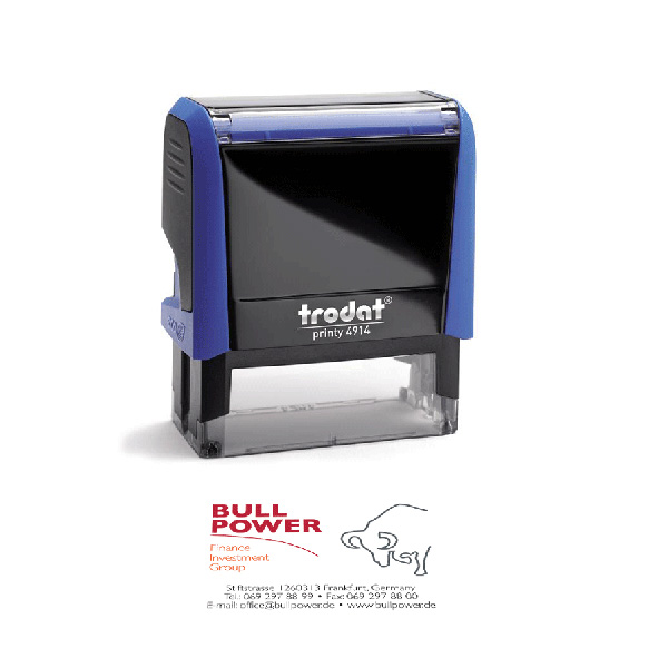 Timbro Trodat Printy 4914 - 64x26mm