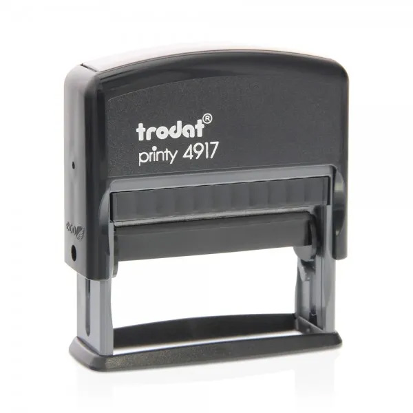 Timbro Trodat Printy 4917 - 50x10mm