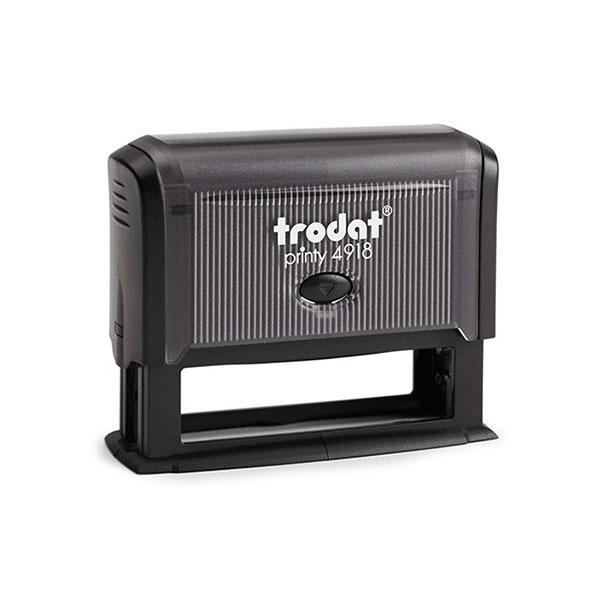 Timbro Trodat Printy 4918 - 75x15mm