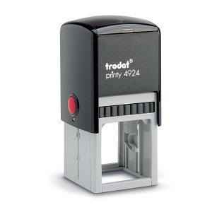 Timbro Trodat Printy 4924 - 40x40mm